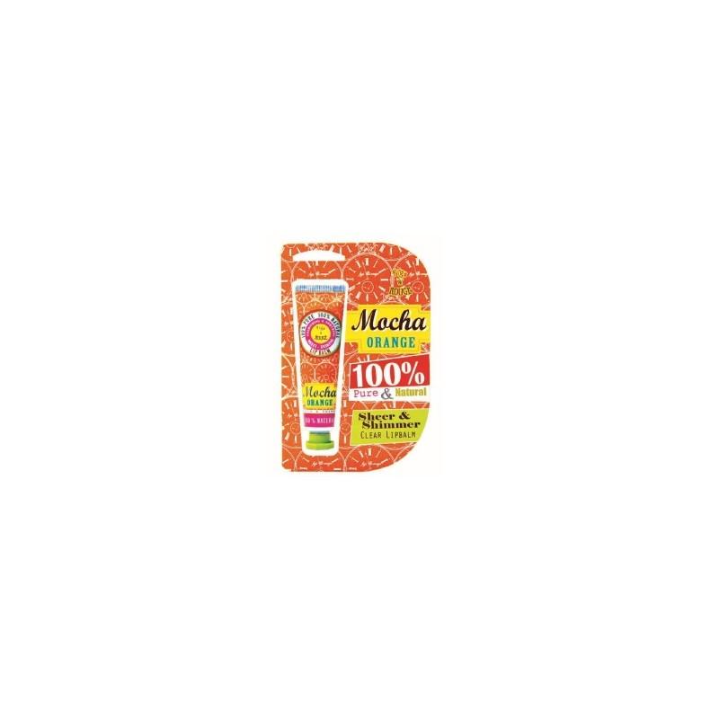 Figs & Rouge - Mocha Orange Tinted Tube Lipbalm