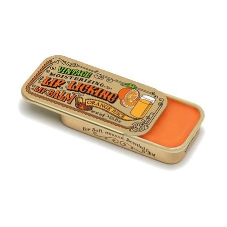 Lip Licking - Orange Juice
